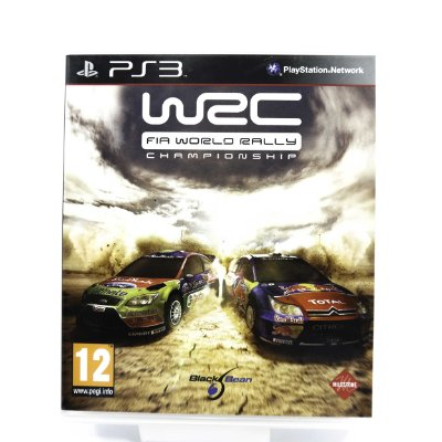 W2C Fia World Rally Championship para o PS3