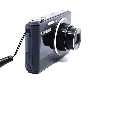 Câmera Samsung Smart Dv150f Wifi 16.1mp Zoom 5x Top De Linha Youtubers