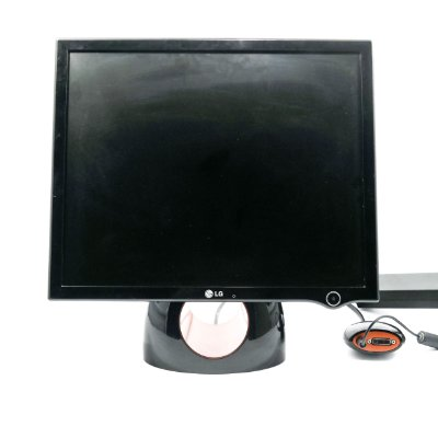 "Monitor LCD 19"" polegadas LG Flatron L1900R-BF Alta Performance"