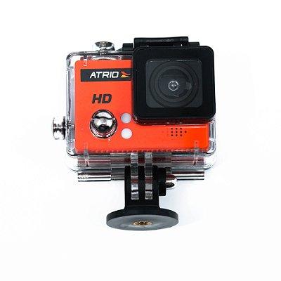 Câmera de ação Atrio FullSport Hd Tela Lcd Usb Prova D'agua