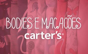 Bodies e Macacões Carters