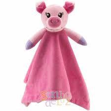 Naninha em Plush Porquinha - Sonho de Luz