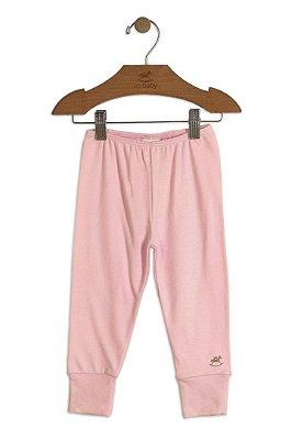Calça em Suedine - Rosa Claro - Up Baby