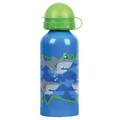 Garrafa Infantil em Inox - Tubarão - Stephen Joseph