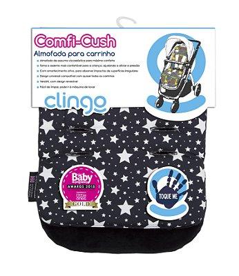 Almofada para carrinho Comfi Cush - Stars - Clingo