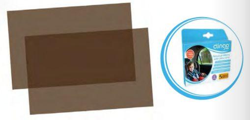 Película Protetor Solar para Carro - Clingo