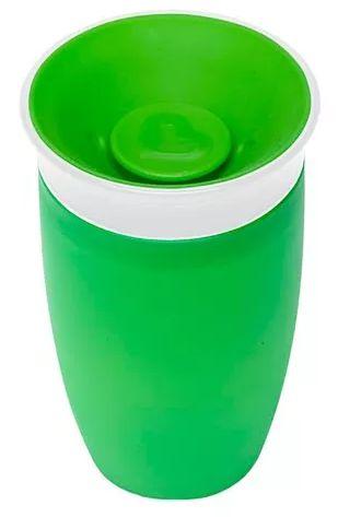 Copo 360 Antivazamento - Verde - Munchkin