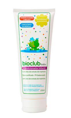 Condicionador Infantil com Extrato Própolis - Bioclub