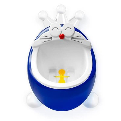 Mictório Infantil - Gato Rei - COMTAC KIDS