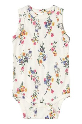 Body Regata - Floral - Up Baby