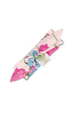 Faixa para Cabelo em Suedine - Floral - Up Baby