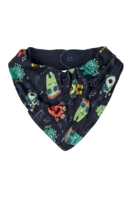 Babador Bandana - Monstrinhos - Up Baby