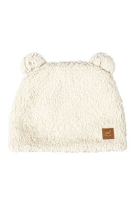Gorro Orelhinha - Off White - Up Baby