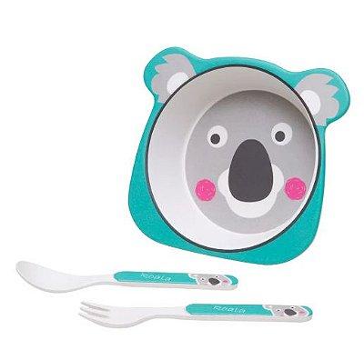 Kit Alimentação Coala - 3 Peças - Girotondo Baby
