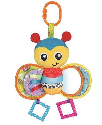 Brinquedo de Pelúcia Abelha Bumble - Playgro