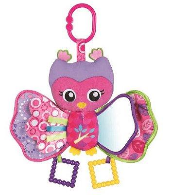 Brinquedo de Pelúcia Coruja Olive - Playgro