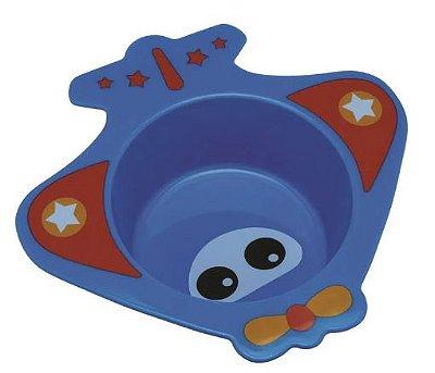 Tigela Funny - Azul - Girotondo Baby