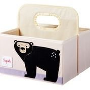 Organizador de Fraldas - Urso - 3 Sprouts