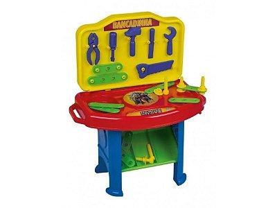 Bancadinha de Ferramentas Heróis – Super Toys - Cotiplás