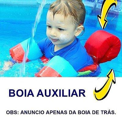 Boia Auxiliar Complemento Traseira para Boias -  Panda Pool