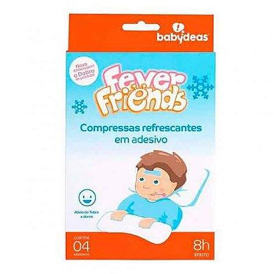Compressas Refrescantes Fever Friends - Babydeas