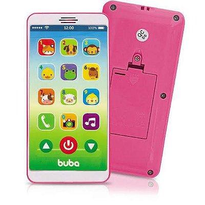 Baby Phone Rosa - Buba