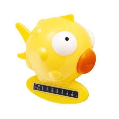Termômetro para água de banho Peixinho - Clingo