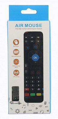 Controle Para Smarttv Teclado Mouse