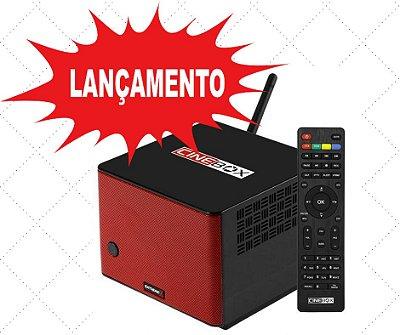 CineBox Extremo Z  Preto/Vermelho