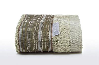 Toalha Lavabo Classic Dourado 30 X 50