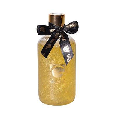 Sabonete líquido Refil Gliter Dourado 500 Ml