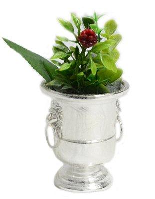 Mini Vaso Prata 7,5 X 6,5