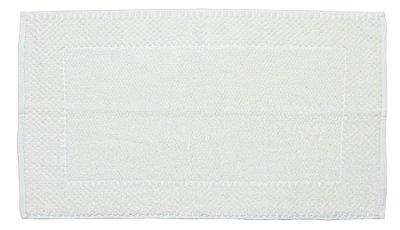 Toalha Branca Para Pés Fios Egípcios 48 X 80