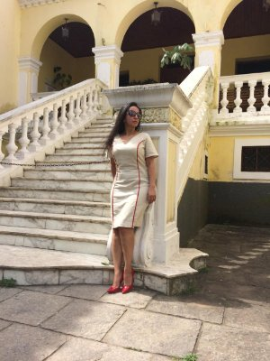 Vestido Paula