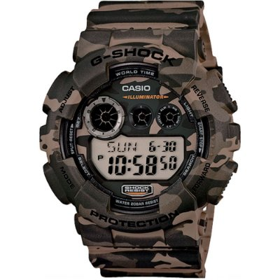 Relogio Casio G-SHOCK GD-120CM-5DR