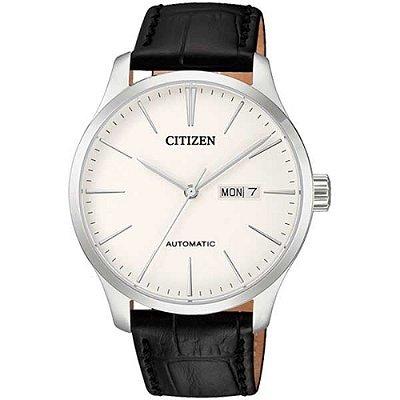 Relógio Citizen automático Elegant masculino NH8350-08B / TZ20788N