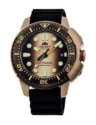 Relogio Orient M-FORCE Limited Edition 70th Anniversary RA-AC0L05G00B MADE IN JAPAN