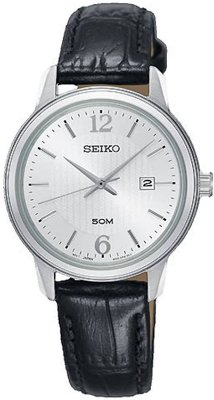 Relógio Seiko Quartz feminino SUR659B1