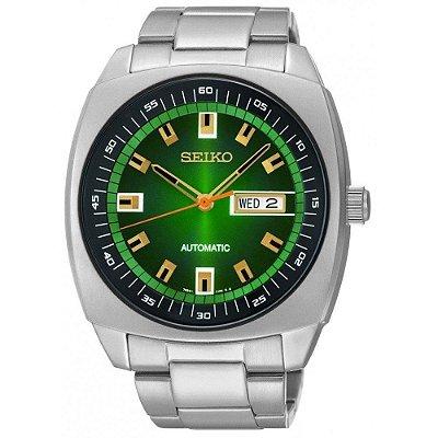 Relógio Seiko Automático RECRAFT SNKM97B1 masculino