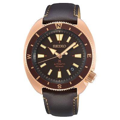 Relógio Seiko Prospex Tortoise Brown SRPG18K1