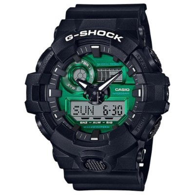 Relogio Casio G-SHOCK GA-700MG-1ADR