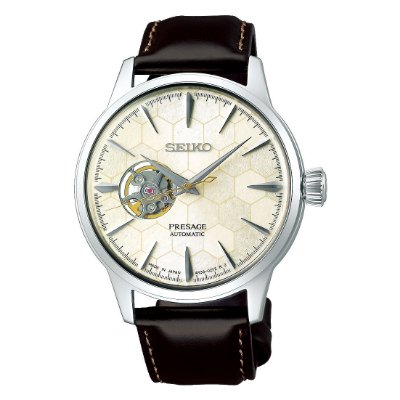 Relógio Seiko Presage HONEYCOMB SSA409J1