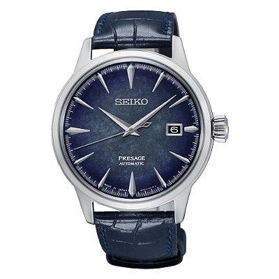 Relógio Seiko Presage Starlight Automático SRPC01J1