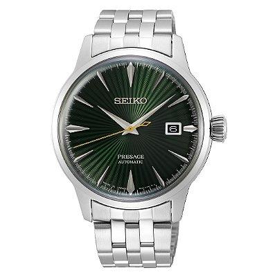 Relógio Seiko Presage Mockingbird SRPE15J1