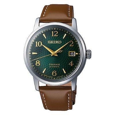 Relógio Seiko Presage Mojito SRPE45J1