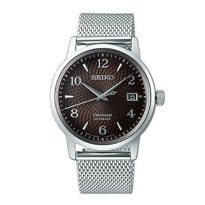 Relógio Seiko Presage Black Russian SRPF39J1 / SARY179