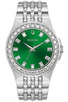 Relógio Bulova Phanton Crystal 96A253 feminino
