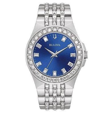 Relógio Bulova Phanton Crystal 96A254 feminino