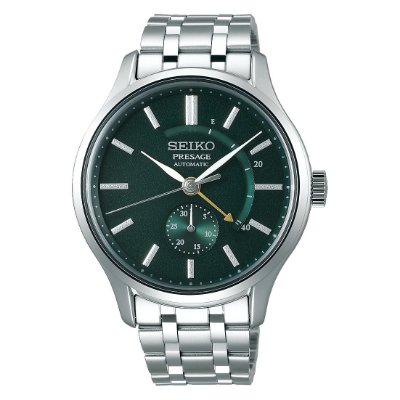 Relógio Seiko Presage Zen Garden SSA397J1