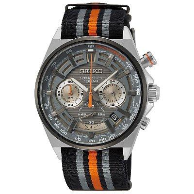 Relogio Seiko cronograph Quartz Ssb403b1 masculino